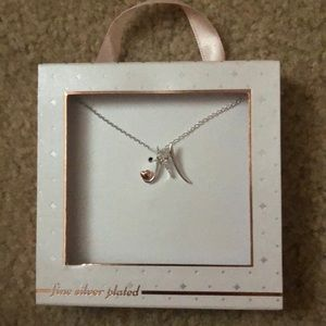 Brand New M Necklace